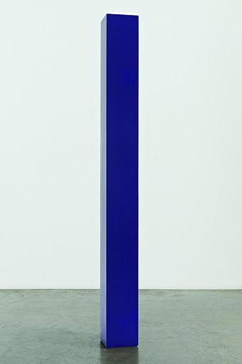 "Anne Truitt's ""The Sea, The Sea"" - OKLAHOMA CITY MUSEUM OF ART / PROVIDED"