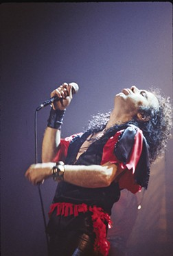 A hologram performance by the late Ronnie James Dio will project for audiences June 20 at The Criterion. - P.G. BRUNELLI / PROVIDED