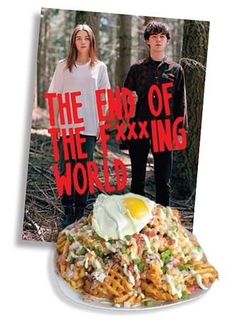 The End of the F***ing World  | Image Netflix / provided • Tequila Sunfryz | Photo Gazette / file