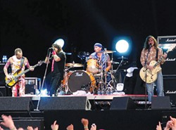 Red Hot Chili Peppers played Cox Convention Center on March 12, 2007. - WIKIMEDIA COMMONS / PROVIDED