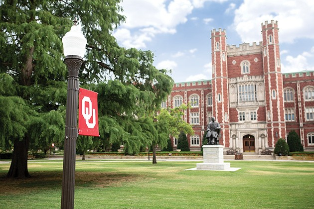In 2017, 45 percent of University of Oklahoma graduates had a combined average debt of about $29,000. - ALEXA ACE