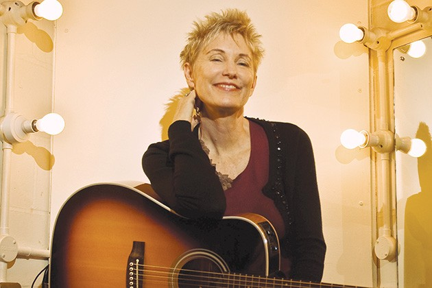 Singer-songwriter Eliza Gilkyson plays 8 p.m. Aug. 21 at The Blue Door. - PROVIDED