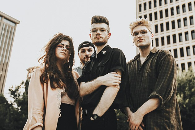 Mad Honey plays at Opolis' two-day music festival Summer Daze 2.0. - PROVIDED