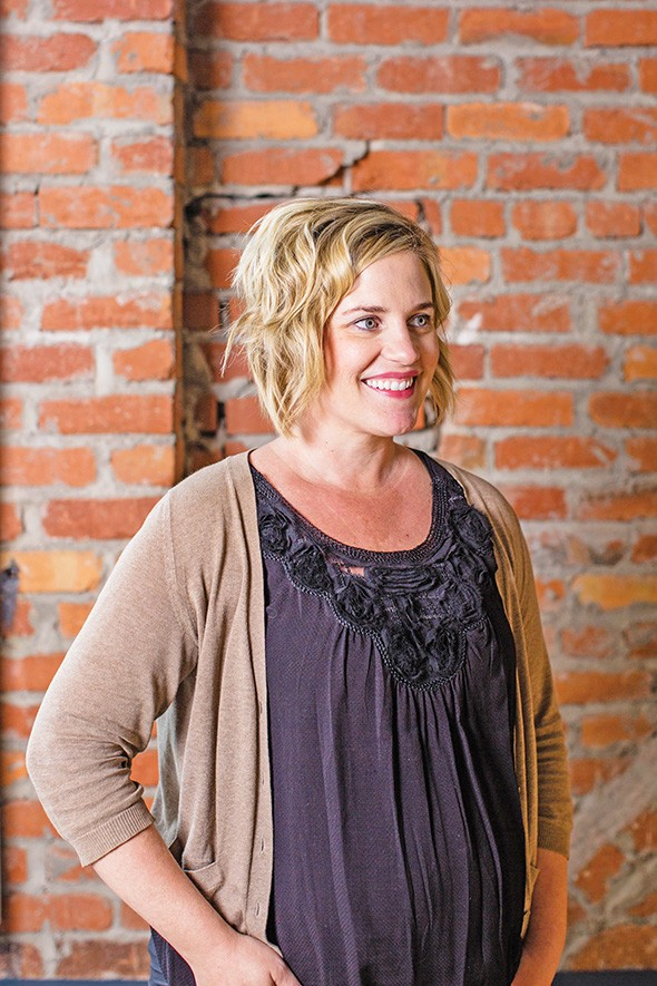 Julie Porter Scott is the Yelp community manager for Oklahoma City. - PROVIDED