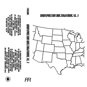 "Unexpected Destinations Vol. 1, released Thursday digitally and on cassette tape, sets out to prove that good dance music is being created by ""artists living outside of the traditional electronic music hubs."" - PROVIDED"