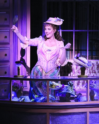 Hello, Dolly! runs Oct. 15-20 in Thelma Gaylord Performing Arts Theatre at Civic Center Music Hall. - JULIETA CERVANTES / PROVIDED