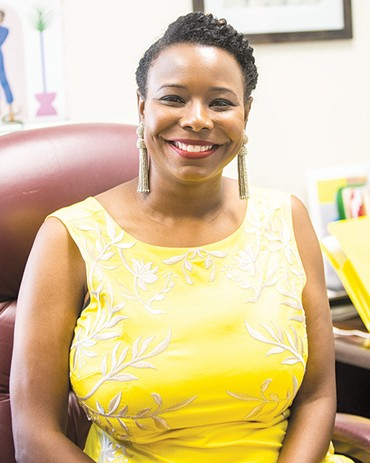 Ward 7 councilwoman Nikki Nice took issue with the fact that two councilmen who represent suburban wards brought forth a proposal that primarily affects other wards. - MIGUEL RIOS