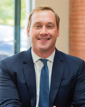 J. Blake Patton of Walding & Patton is the local counsel for various plaintiffs in several cases aiming to expand abortion access in the state. - MIGUEL RIOS