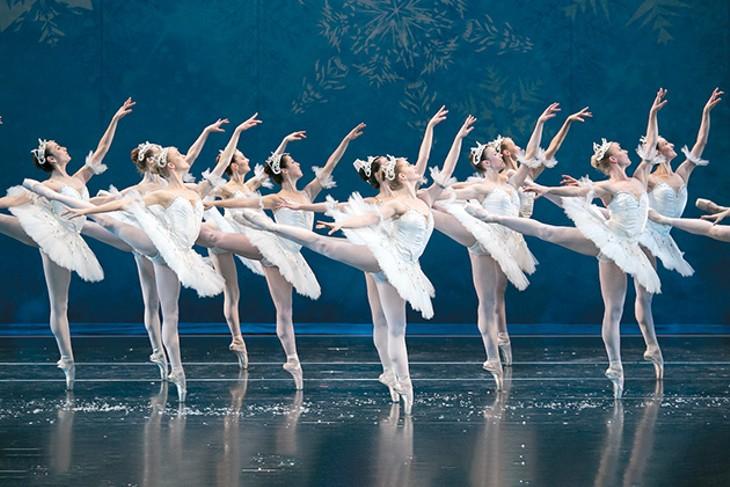 Oklahoma City Ballet presents Tchaikovsky's The Nutcracker Dec. 14-22 at Civic Center Music Hall. - KATE LUBER/JANA CARSON / PROVIDED