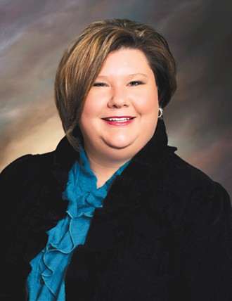 President of Oklahoma Education Association Alicia Priest hopes increased community engagement will bolster support for public education. - PROVIDED