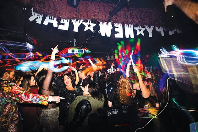 51st Street Speakeasy hosts a '90s-'00s Dance Party 8 p.m. Tuesday to 2 a.m. Wednesday. - ALEXANDRA DUGAN  / PROVIDED