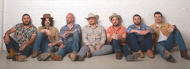 Josh Abbott Band plays 8 p.m. Jan. 11 at The Criterion. - JOSEPH LLANES / PROVIDED