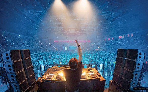 Paul Oakenfold plays Jan. 31 at OKC Farmers Public Market. - PHOTO PROVIDED