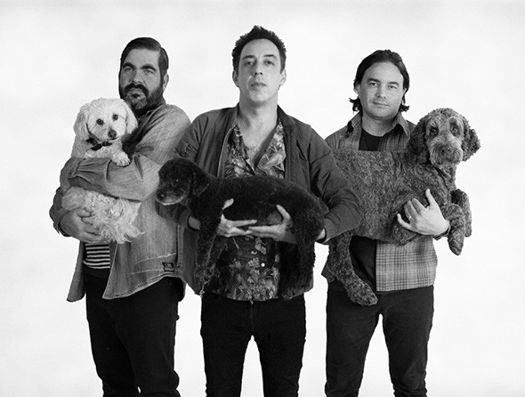 Wolf Parade plays 8 p.m. Feb. 5 at Tower Theatre. - PAMELA EVELYN AND JOSEPH YARMUSH / PROVIDED
