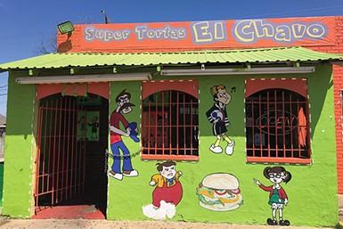 Super Tortas El Chavo - ALEXA ACE