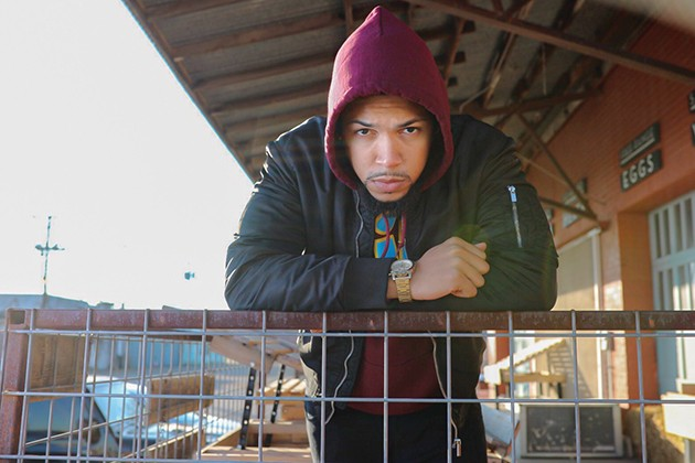 Deezy released the first single from five-song video EP Aporia Tuesday. - SIKE IMAGES /  PROVIDED