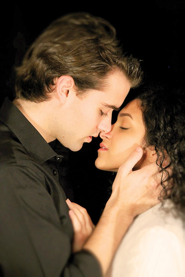 Romeo & Juliet runs Feb. 13-March 1 at Oklahoma Shakespeare. - APRIL PORTERFIELD / PROVIDED