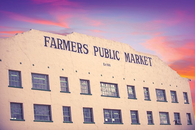 OKC Farmers Public Market, 311 S. Klein Ave., hosts a market every Saturday from 9 a.m. to 2 p.m. Visit okcfarmersmarket.com. - MIGUEL RIOS