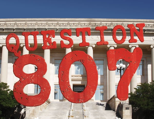 An Oklahoma Supreme Court referee will review the challenge to State Question 807 this week. - IMAGE BIGSTOCK.COM