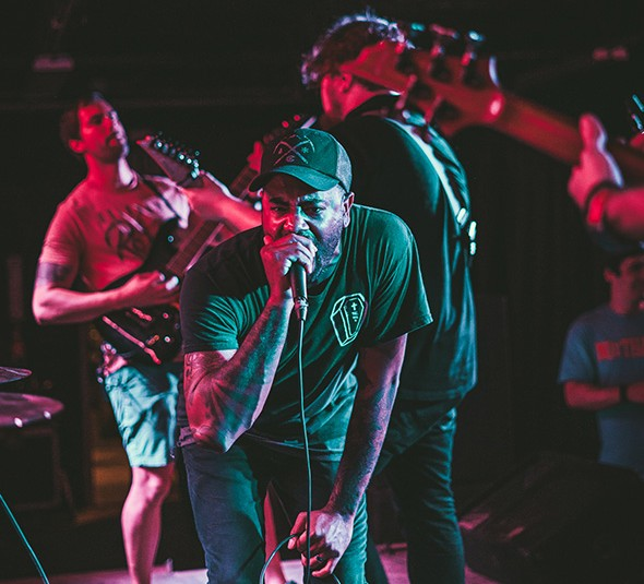 OKC's All Seems Lost celebrates the release of new EP Years Like Days 5-11:30 p.m. March 7 at 89th Street – OKC, 8911 N. Western Ave. - DALTON ROBASON / PROVIDED