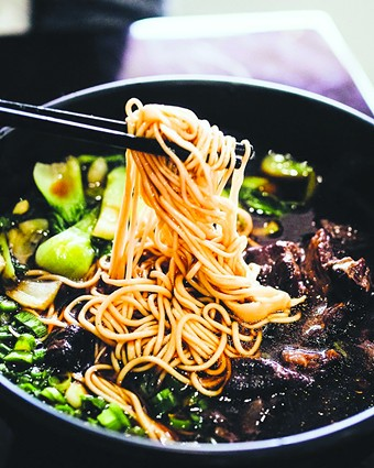 Magic Noodle opened a second location in OKC's Asian District. - GAZETTE / FILE AND PROVIDED