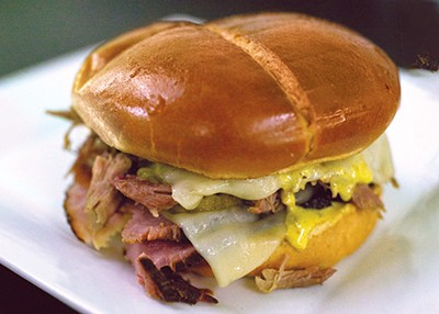 Smoked Out BBQ recently joined Parlor OKC in Automobile Alley. - GAZETTE / FILE AND PROVIDED