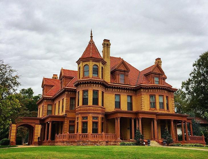 Henry Overholser Mansion - URBANATIVE / WIKIMEDIA COMMONS / PROVIDED