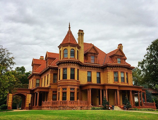 Henry Overholser Mansion - URBANATIVE / WIKIMEDIA COMMONS / PROVIDED