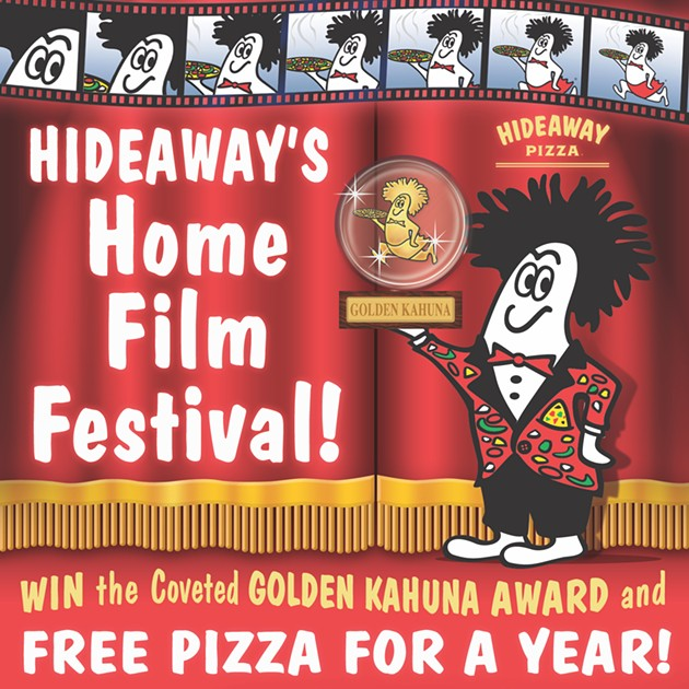 HIDEAWAY PIZZA / PROVIDED
