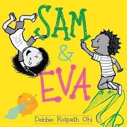 Sam & Eva by Debbie Ridpath Ohi - SIMON & SCHUSTER / PROVIDED