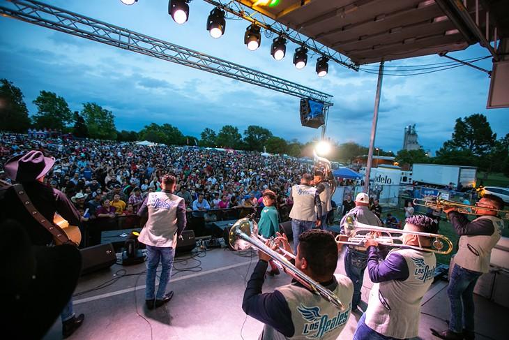 Oklahoma City's Cinco de Mayo Festival has been rescheduled for Sept. 13. - SCISSORTAIL COMMUNITY DEVELOPMENT CORPORATION / PROVIDED