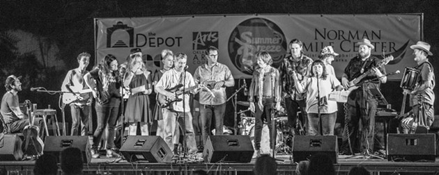 """Homegrown Volume I"" Summer Breeze 2019 - THE DEPOT / PROVIDED"