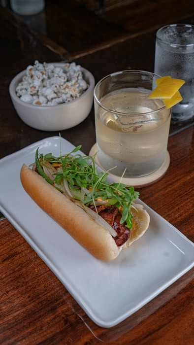 Street Dog and an Old Fashioned - PHILLIP DANNER