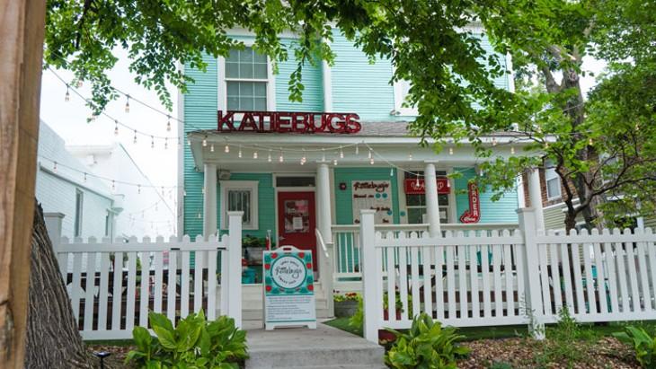 Katiebug's Sips & Sweets - PHILLIP DANNER