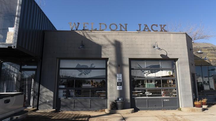 Weldon Jack - PHILLIP DANNER