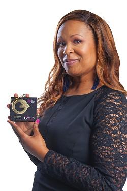 Tabatha Carr, owner of Good Girl Chocolates - JARED KINLEY OF LIGHTBOX STUDIO