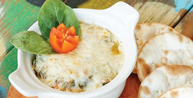 Gazedibles: Delightful dips
