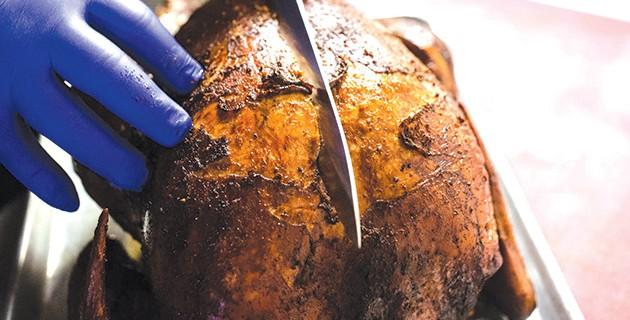 Danksgiving turkey