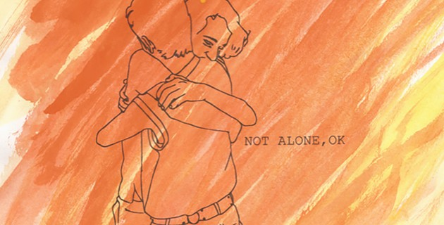 PRESS RELEASE Not Alone OK musicians advocate for teen/adult suicide prevention