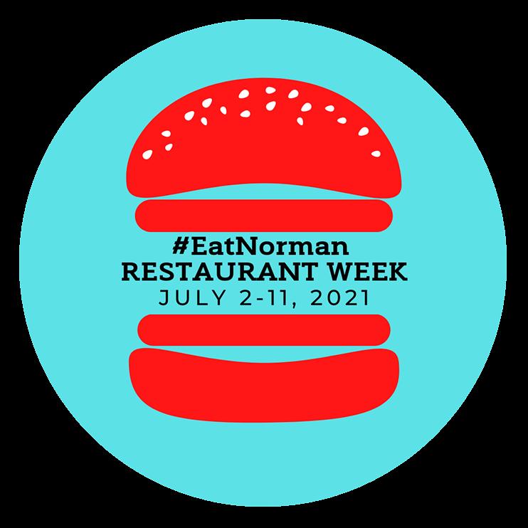 #EatNorman Restaurant Week: July 2-11, 2021