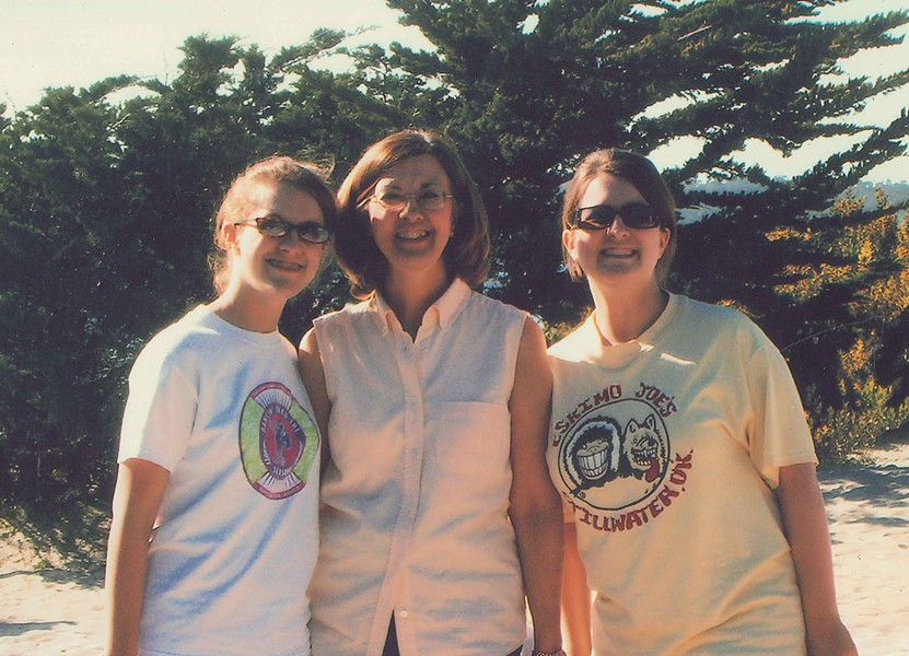 Jenny Brown, Karen Rose Coleman and Jill DeLozier. - PROVIDED