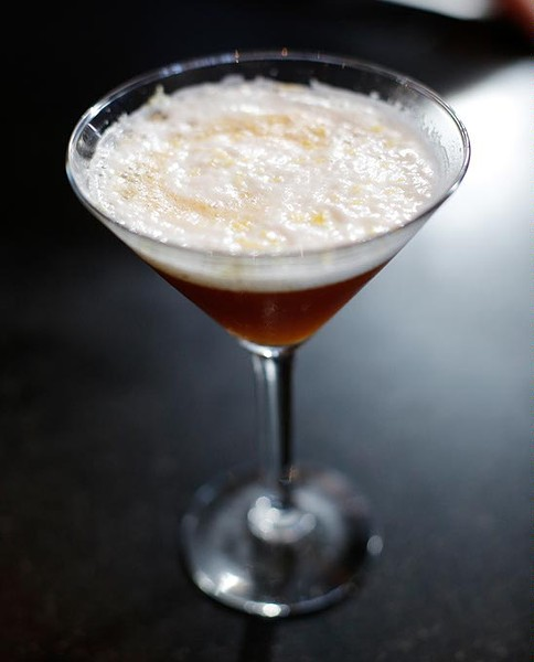 Autumn Sour at Cafe 501 in Oklahoma City, Tuesday, Nov. 10, 2015. - GARETT FISBECK