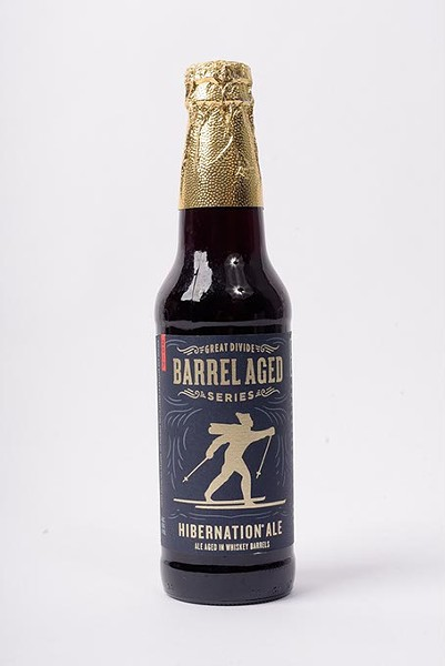 Great Divide Barrel Aged Hibernation Ale for Fall Brew Review 2017. - GARETT FISBECK