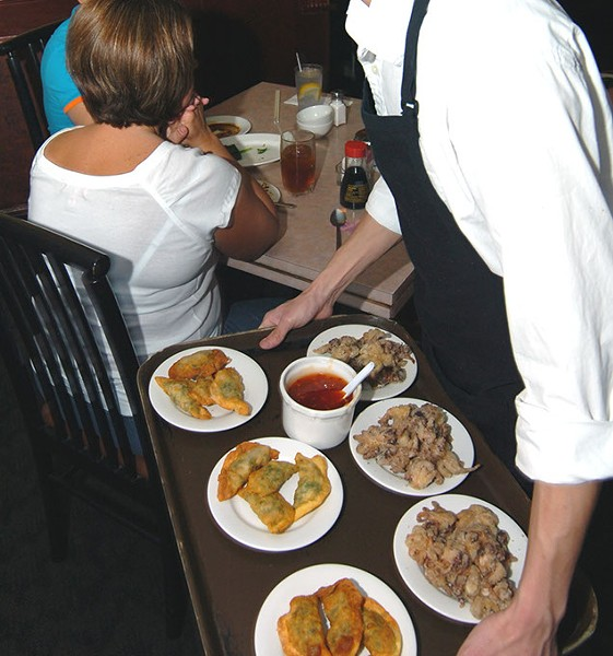 Dim sum at Grand House Bistro (Oklahoma Gazette / file)