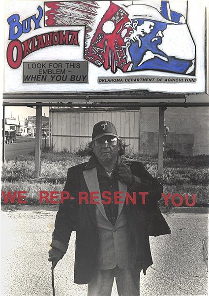 """""""We Rep-Resent You"""" by Richard Ray Whitman (Photo (c) Richard Ray Whitman / Used with permission)"""