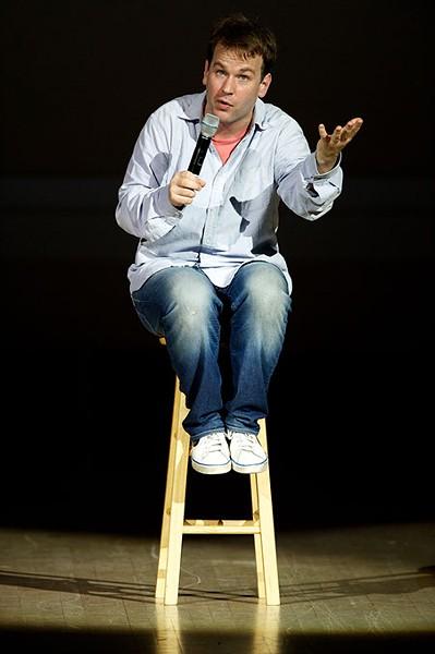 Mike Birbiglia | Photo Brian Friedman / provided - BRIAN FRIEDMAN
