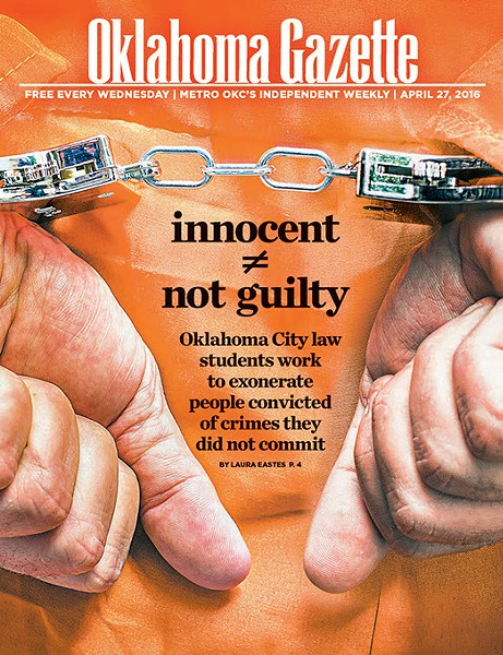 (Cover illustration by Chris Street / Oklahoma Gazette)