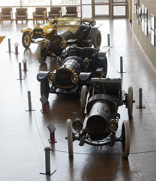 The Art of Speed exhibit at the Oklahoma History Center, Wednesday, July 5, 2017. - GARETT FISBECK