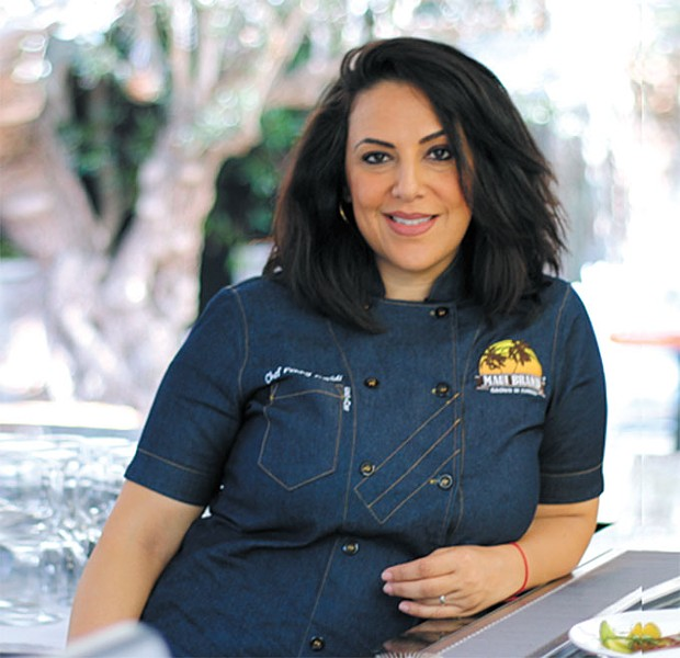 Food Network Star finalist Penny Davidi is opening Oki Poke in the old Foster's Flowers location on NW 23rd Street this summer. | Photo provided