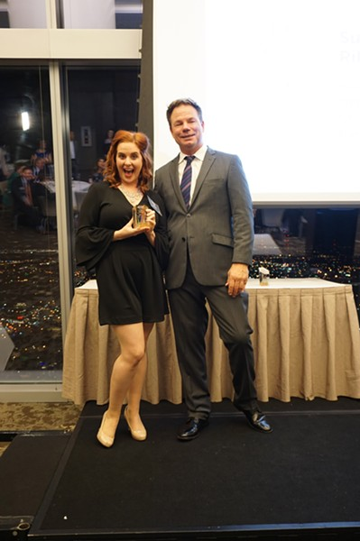 Oklahoma Gazette's Forty Under 40 Class of 2017 Awards Ceremony and Reception